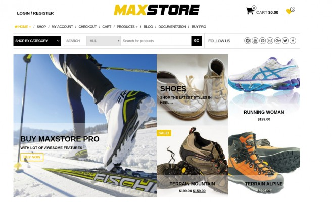 Max Store