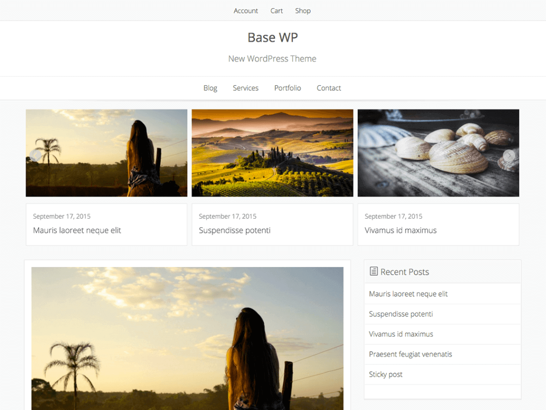 35+ Best Free WordPress eCommerce Themes - ProDesigns Themes