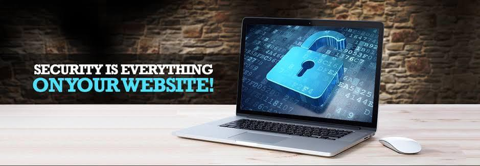 Security is everything is on your website