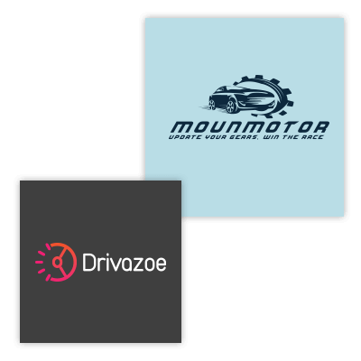 Automotive Logo Designs