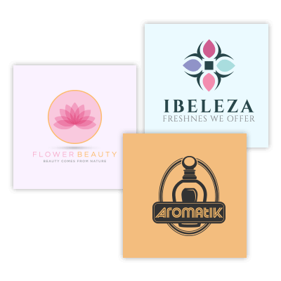 Cosmetics Logo Design