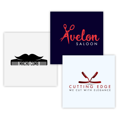 Hairdresser Logo Design