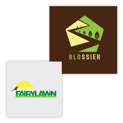 Landscaping Business Logo