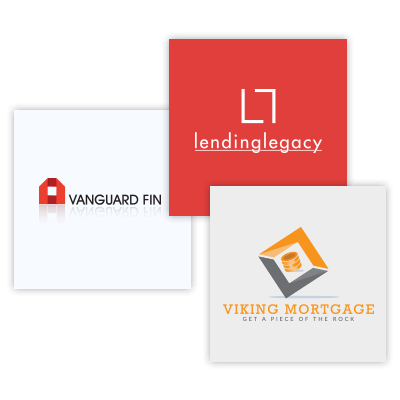 Mortgage Logo Design