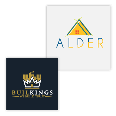 Construction Business Logos