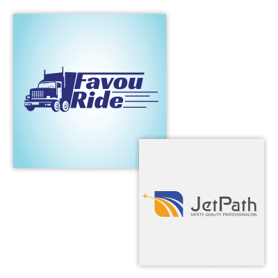 Transportation Logo Design