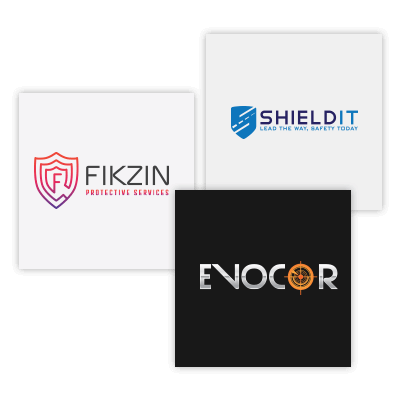 Security Services Logos